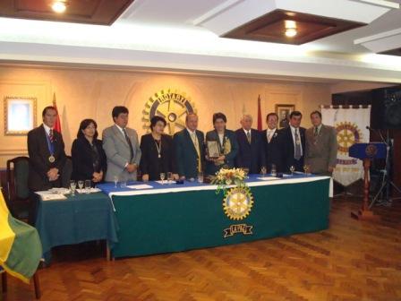CIII Aniversario de Rotary