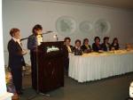 Panel de Damas Rotarias