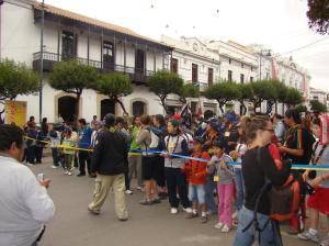 La Partida Plaza 25 de Mayo