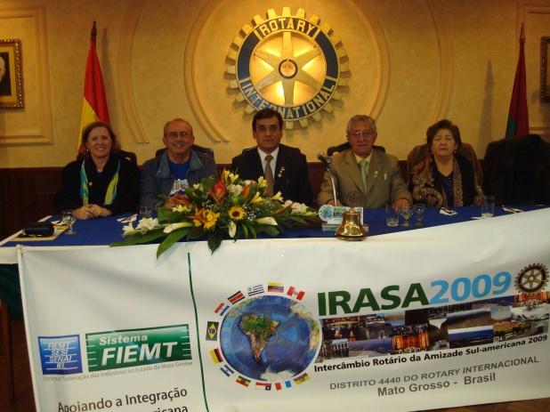 Coordinador de Irasa, Asistente del Gobernador, EGD
