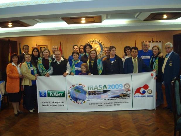 Rotarios de IRASA