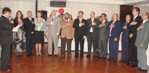 RC Grigota Posesion de la Junta Directiva
