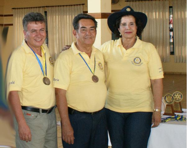Medalla de Bronce para RC Minero Ronald Roca y Mario Medina