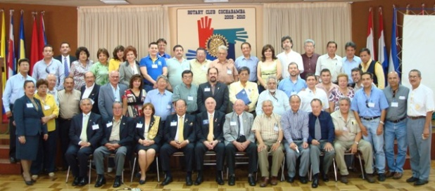 Participantes del Seminario de LFR