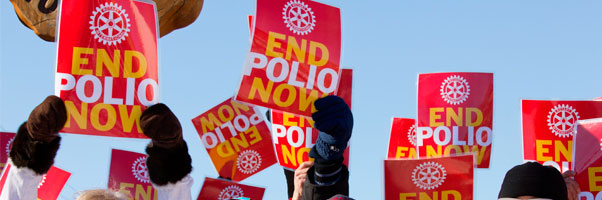 polio end