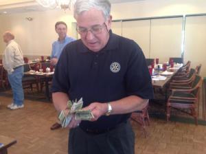 Rotary Club of Savannah donacion 500