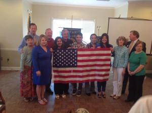 savannah flag 25abr