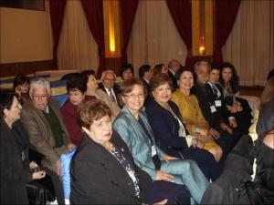 Durante las plenarias
