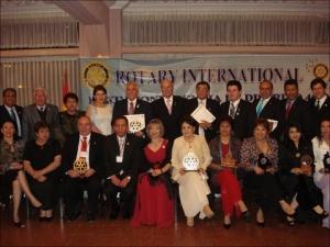 Delegación de Rotary Cochabamba