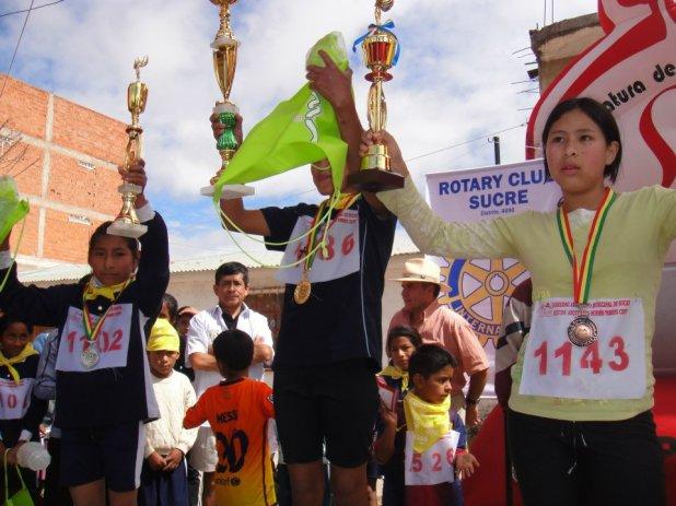 RC Sucre carrera premios
